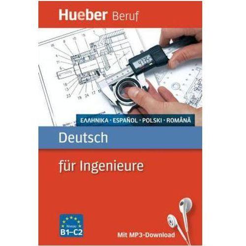 Deutsch für Ingenieure - Griechisch, Spanisch, Polnisch, Rumänisch, oprawa broszurowa