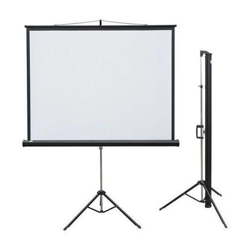 2x3 Ekran projekcyjny pop na trójnogu 165x122 cm (4:3)