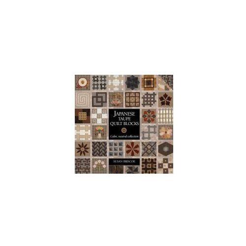 Japanese Taupe Quilt Blocks (128 str.)