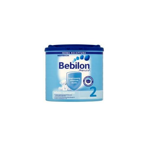 Bebilon 2 z Pronutra+ Mleko następne powyżej 6. miesiąca życia 350 g (mleko dla dzieci)
