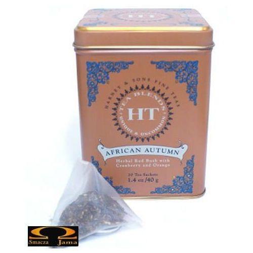 Harney & sons Herbata african autumn puszka piramidki 20 szt.
