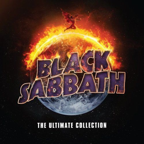 THE ULTIMATE COLLECTION - Black Sabbath (Płyta winylowa)