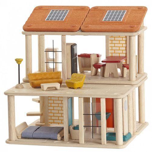 Kreatywny domek dla lalek, Plan Toys z Mall.pl