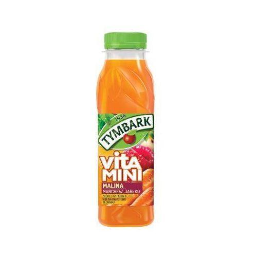 Tymbark Sok vitamini malina marchew jabłko 0,3 l (5900334002594)