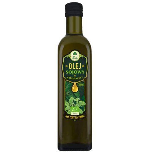 Olej sojowy bio 250 ml - dary natury marki Dary natury - test