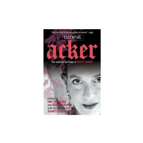 Essential Acker (9780802139214)