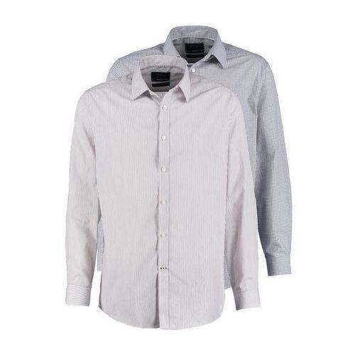 Burton Menswear London 2 PACK Koszula biznesowa tobacco - sprawdź w Zalando.pl
