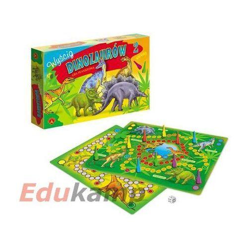 Gra alexander wyścig dinozaurów marki Alexander-gry