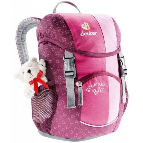 Plecak Deuter Schmusebar pink - Różowy, kolor różowy