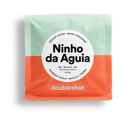 DoubleShot Brazilie Ninho Da Aguia 350g