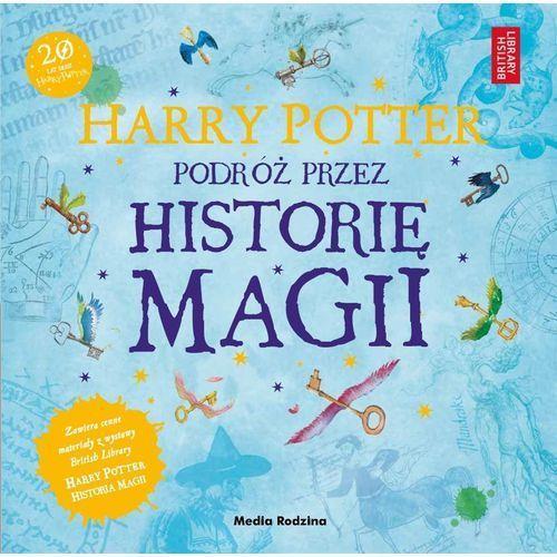 Harry Potter Podróż przez historię magii - Jeśli zamówisz do 14:00, wyślemy tego samego dnia. (2018)