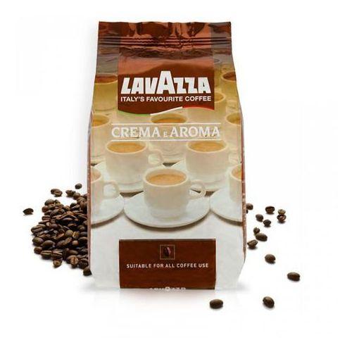 Kawa ziarnista crema 1 kg marki Lavazza