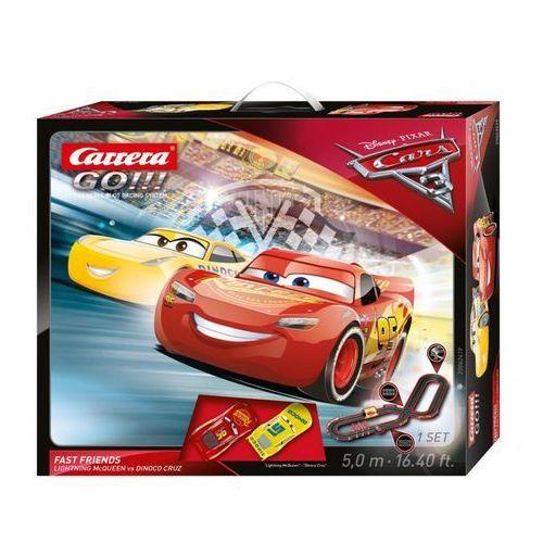 Carrera Go!!! - Disney Pixar Cars 3 - Fast Friends (4007486624191)