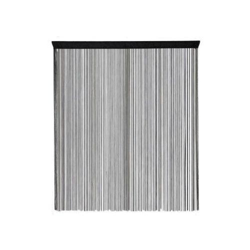 Firanka makarony wymiar 160x295 / kolor czarny marki Markizeta