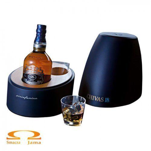 Whisky Chivas Regal 18 YO by Pininfarina 0,7l + 2 szklanki edycja limitowana