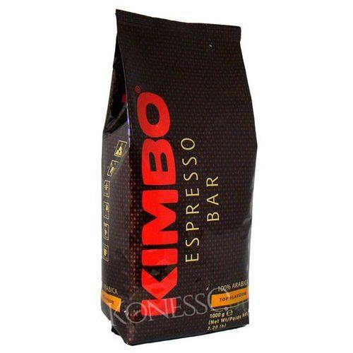KAWA WŁOSKA KIMBO Top Flavour 1kg ziarnista, 2F22-974A112