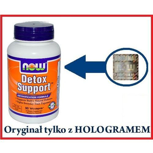 Detox Support - 90 kapsułek z kategorii Pozostałe zdrowie