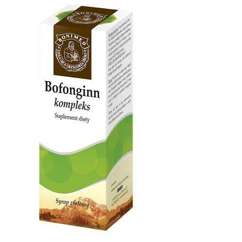 Płyn Bonimed Bofonginn Płyn ziołowy 300ml