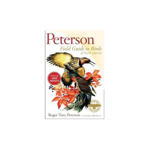 Peterson Field Guide to Birds of North America (9780618966141)