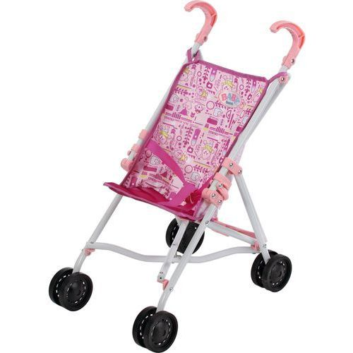 Wózek dla lalek Baby born Stroller ze sklepu TaniaKsiazka.pl