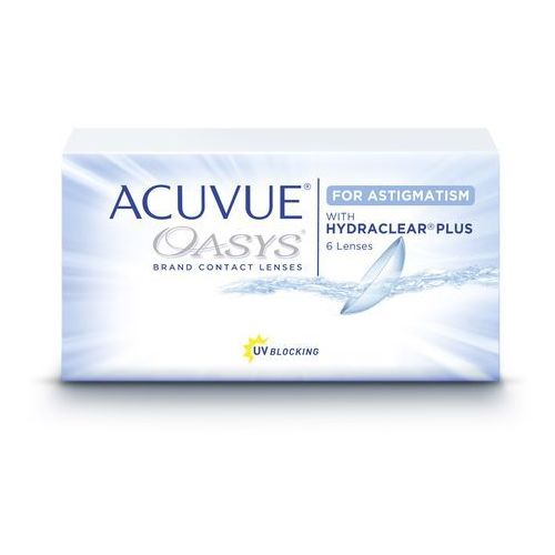 Acuvue Oasys for Astigmatism, 6