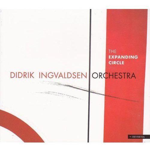 The Expanding Circle (CD) - Didrik Ingvaldsen Orchestra, HV01242331