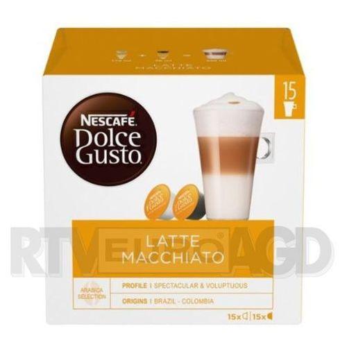 Nescafe Dolce Gusto Latte Macchiato 30 kapsułek, LATTE 30 KAPS