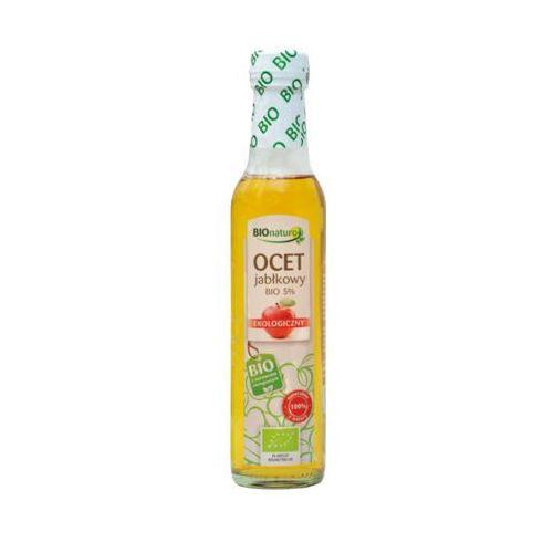 BIONATURO 250ml Ekologiczny ocet jabłkowy 5% Bio