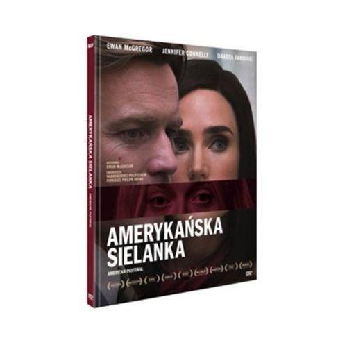Best film Amerykańska sielanka (dvd) + książka (9788380532618)