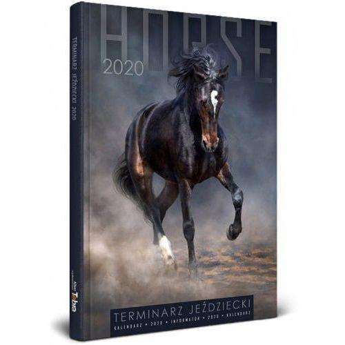 Adeon wydawnictwo tebra Terminarz jeździecki - kal. książkowy 2020