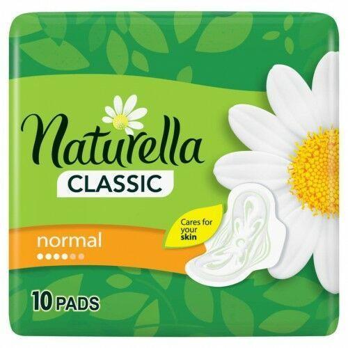 Naturella - Podpaski Naturella Classic Normal Camomile
