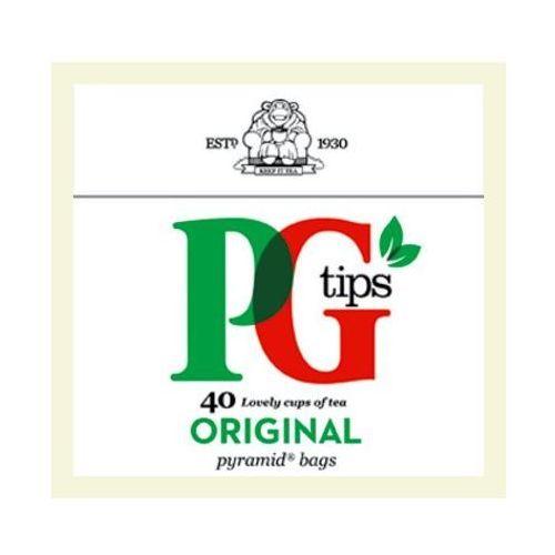 Unilever uk, pg tips Pg tips pyramid 40 tea bags 116g (8712100712029)