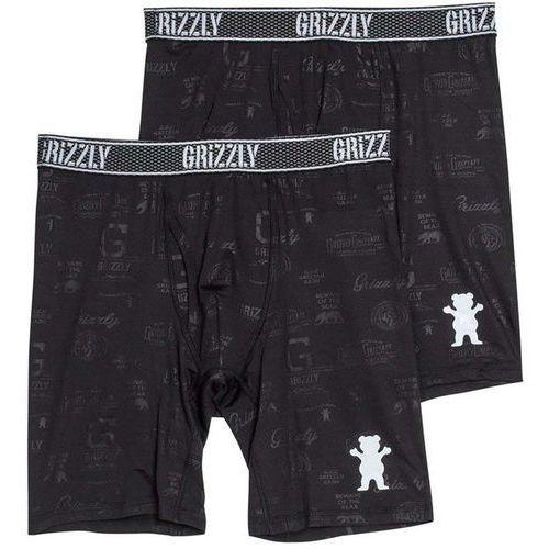 spodenki GRIZZLY - Grizzly Performace Brief 2Pack Assorted (ASST) rozmiar: XL, 1 rozmiar