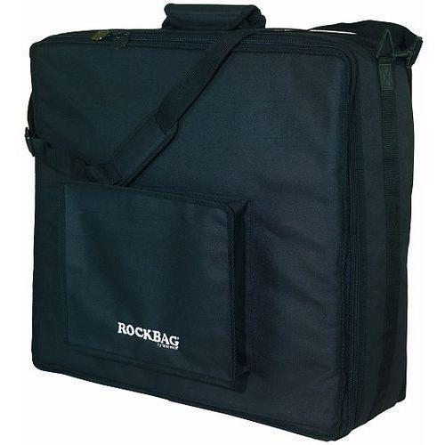 mixer bag black 51 x 48 x 14 cm / 20 1/16 x 18 7/8 x 5 1/2 in marki Rockbag