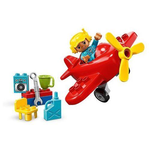 Klocki Lego Duplo Samolot Sprawdź
