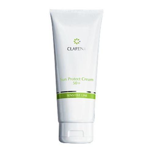 Clarena SUN PROTECT CREAM SPF 50+ Krem przeciwsłoneczny SPF 50+ - 30 ml (1374)