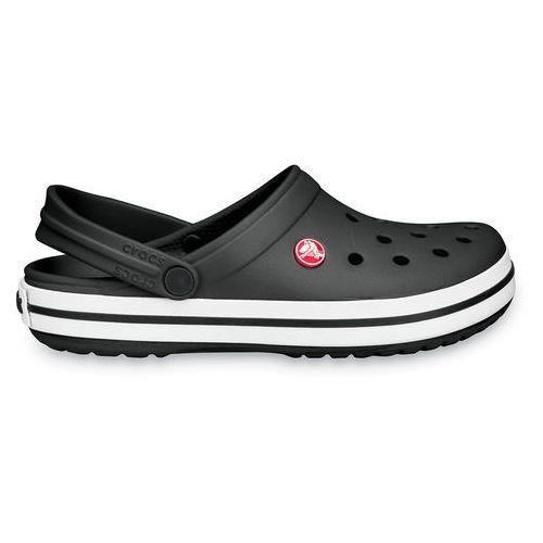 Crocs Buty klapki crocband 11016 black - czarny