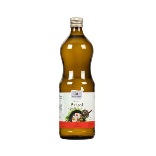 E 1l olej słonecznikowy do gotowania i smażenia bio marki Bio planet