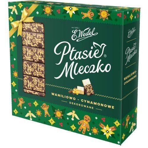 Bombonierka E. Wedel Ptasie Mleczko Waniliowo-Cynamonowe 380g (5901588058276)