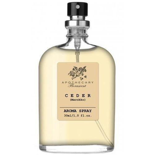 Florascent duftmanufaktur Apothecary aroma spray ceder (cedr) 30 ml