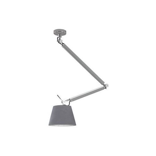 Azzardo Zyta m md2300-m alu/gr lampa sufitowa (5901238423539)