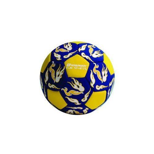 Neoprenowa Plażowa Piłka Nożna / Gwarancja 24m (piłka, skakanka)