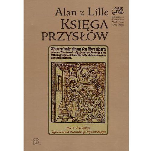 Księga przysłów - Alan z Lille (73 str.)