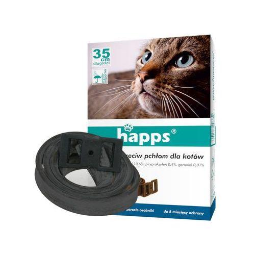 Obroża dla kota na pchły kleszcze happs 43cm marki Bros