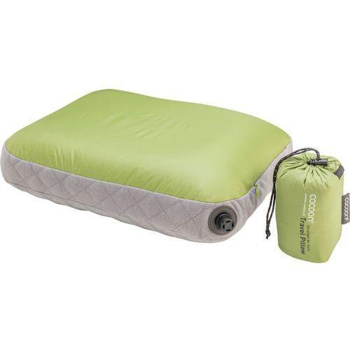 air core ultralight standard szary/zielony 2018 poduszki podróżne marki Cocoon