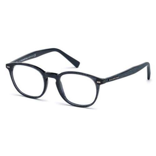 Okulary korekcyjne ez5070 092 marki Ermenegildo zegna
