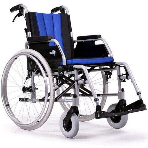 Wózek inwalidzki, aluminiowy, ultralekki ECLIPS x2 - oferta (35874b757775a4bd)