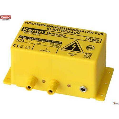 Kemo Ogrodzenie elektryczne - urządzenie wysokiego napięcia dla ogrodzenia fg025