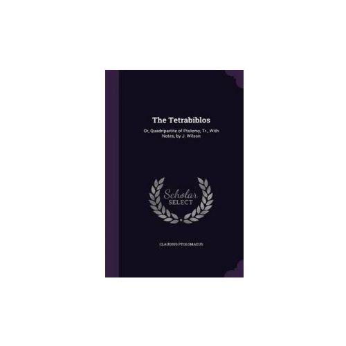 Tetrabiblos (9781340786854)