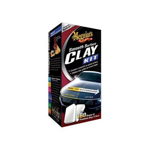 Meguiar's Smooth Surface Clay Kit - sprawdź w MOTOGO